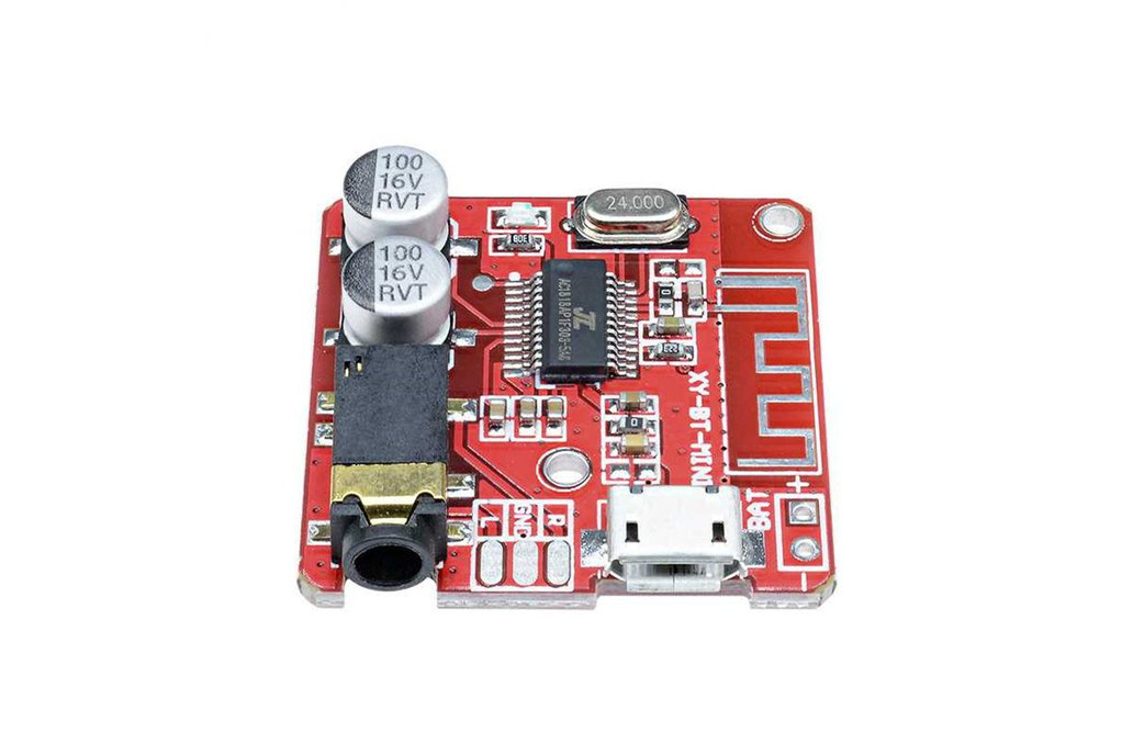 MP3 Bluetooth Decoder Board Audio Amplifier 1