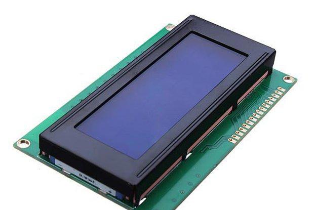 5V 2004 20X4 204 2004A LCD Display Module Blue Screen For Arduino