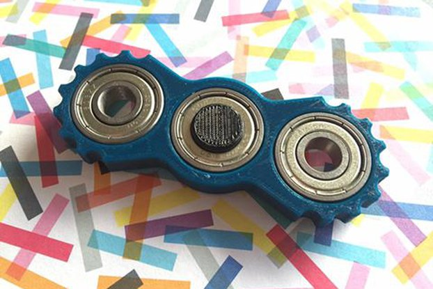 Curvy Pocket Spinner
