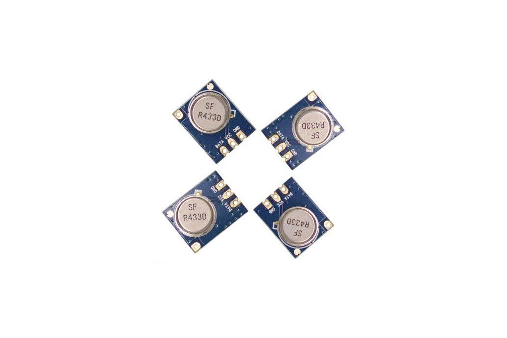 STX882 ASK Transmitter Module 1