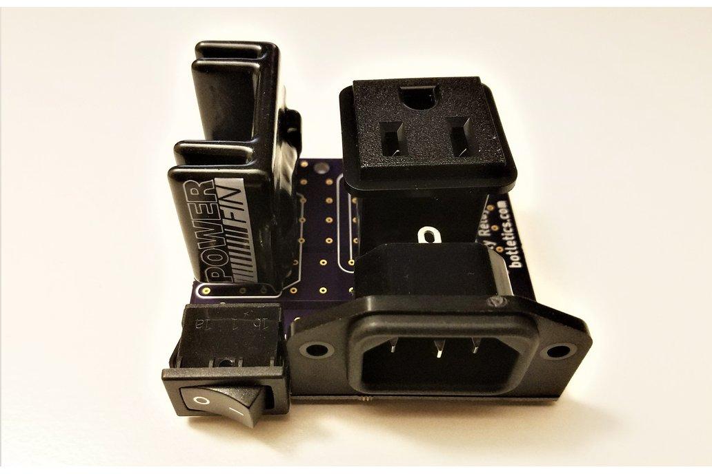 High-Power Solid-State Sidekick Relay Module 1