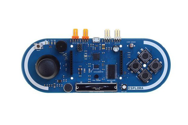 Arduino Compatible Esplora Game Programming Board