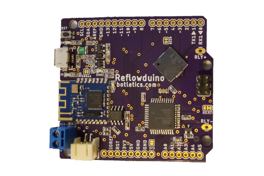 Reflowduino - Ultimate Bluetooth Reflow Controller 1