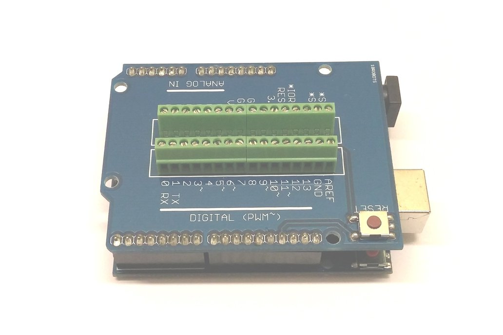 Mini Screw Terminal Shield for Arduino 6