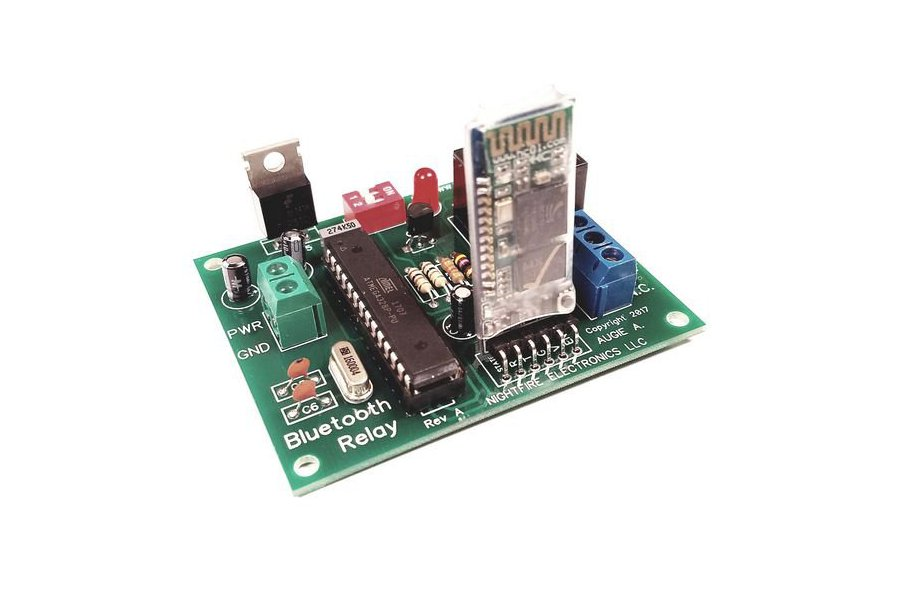 Arduino Bluetooth Relay Board Kit