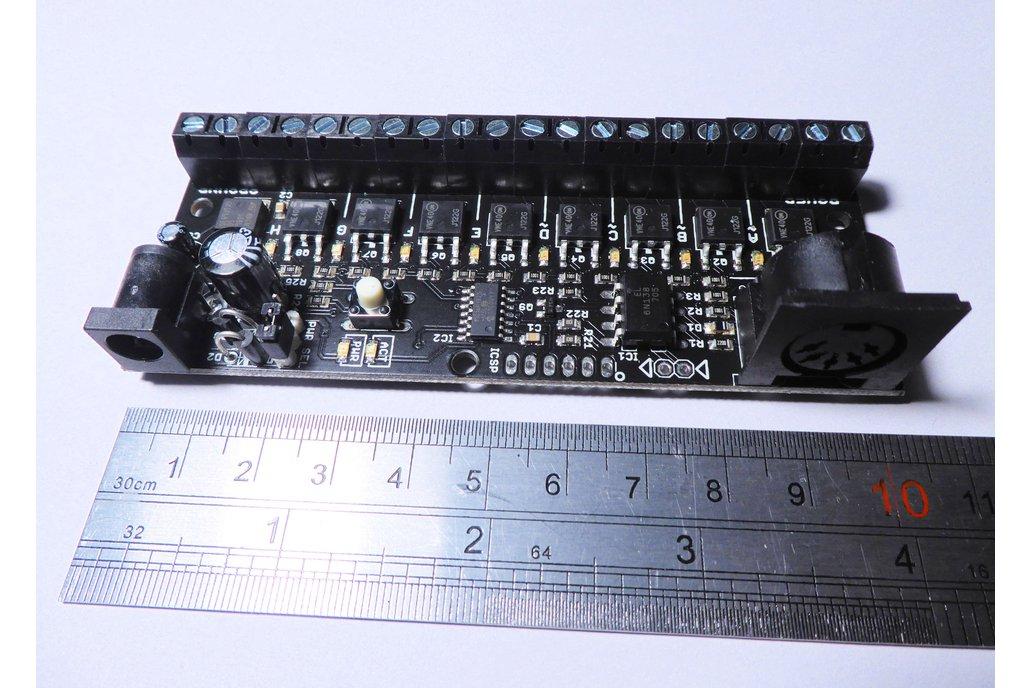 MIDI Switcher: Set your MIDI free!! 4