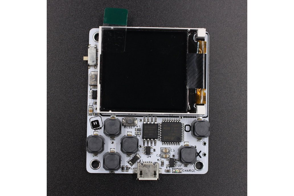µGame 10 game console kit 1