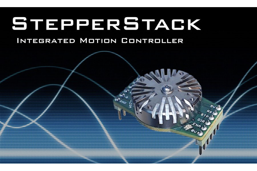 Digital Stepper Motor Controller 2.5A