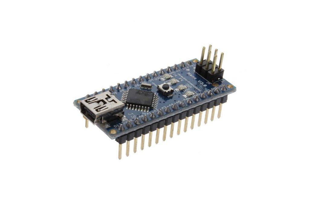 Nano V3.0 ATmega328P-AU Microcontroller Board 1
