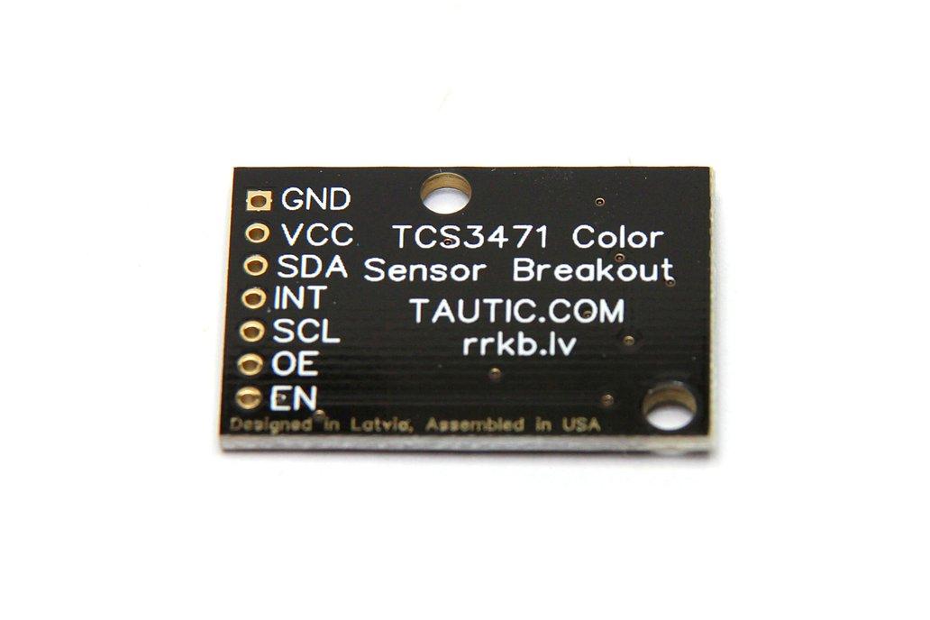 TCS34717 Color Sensor Breakout 2