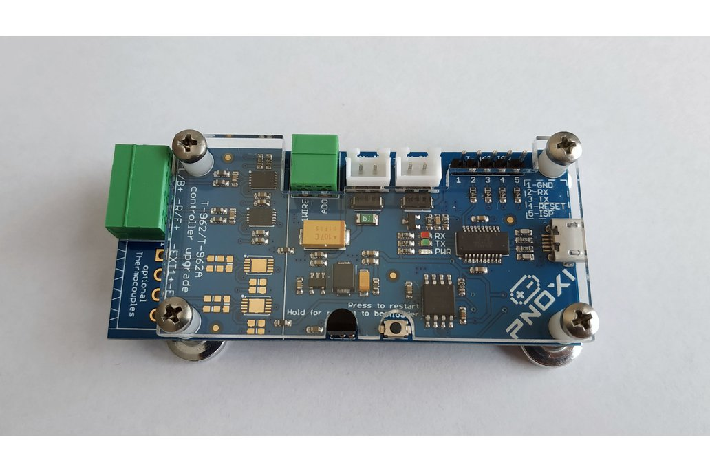 T-962/T-962A reflow oven - Controller Upgrade 1
