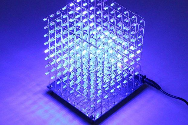 3D LightSquared DIY Kit(3531)