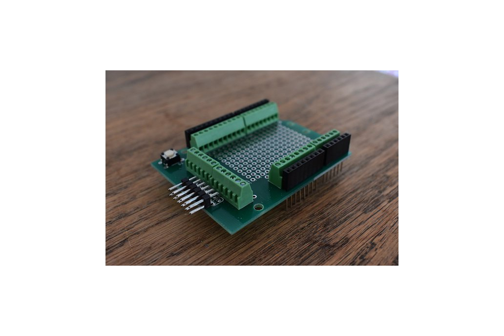 Connect and Contain Kit - Arduino Uno 10