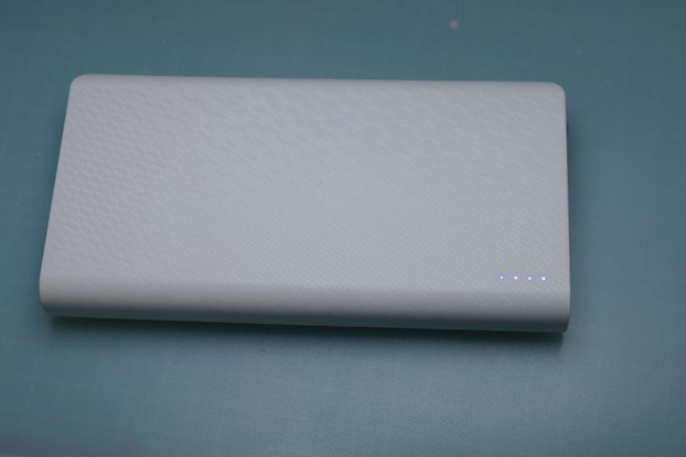 WiFi deauther 20000 mAh power bank DIY kit-White