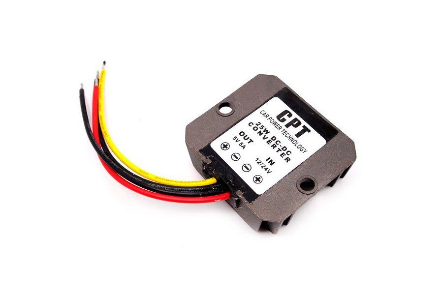 12V 24V to 5V power converter