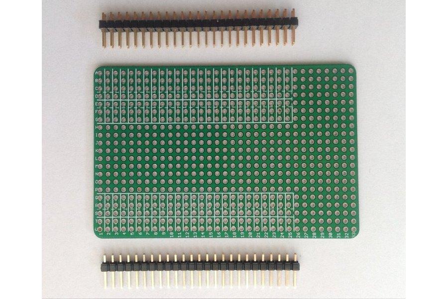 ARMinARM + AVRPi-32U4 Protocap Wide