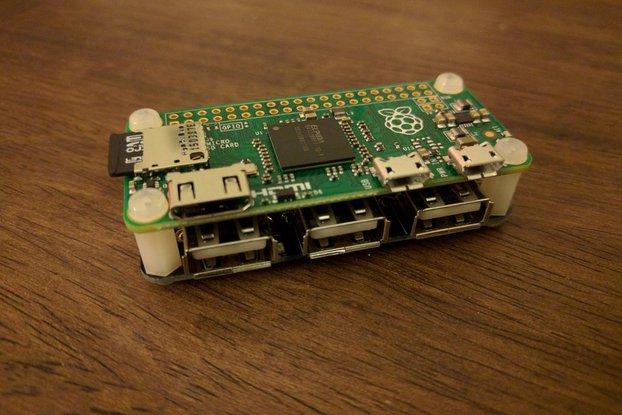 USB hub for Raspberry Pi Zero