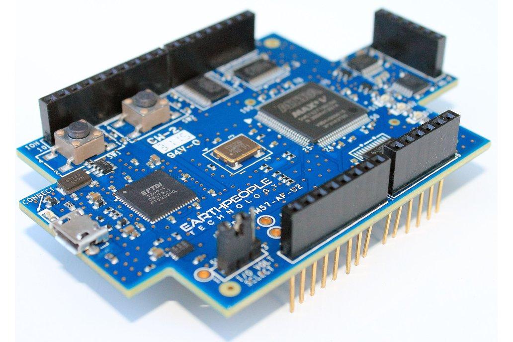 Altera MAX V CPLD Development System - UnoProLogic 1