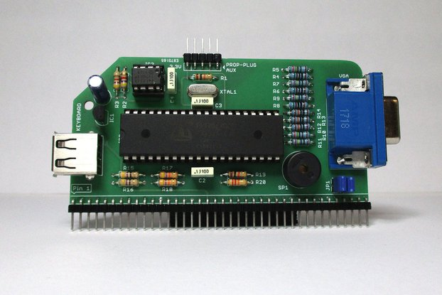 VGA Serial Terminal Kit for RC2014