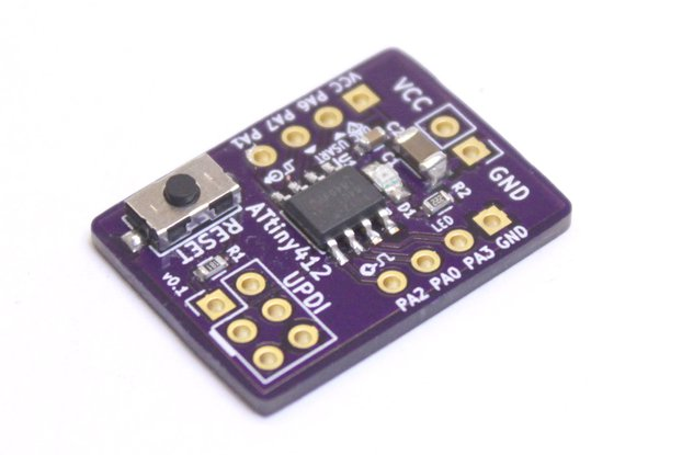 ATtiny412 Development Board