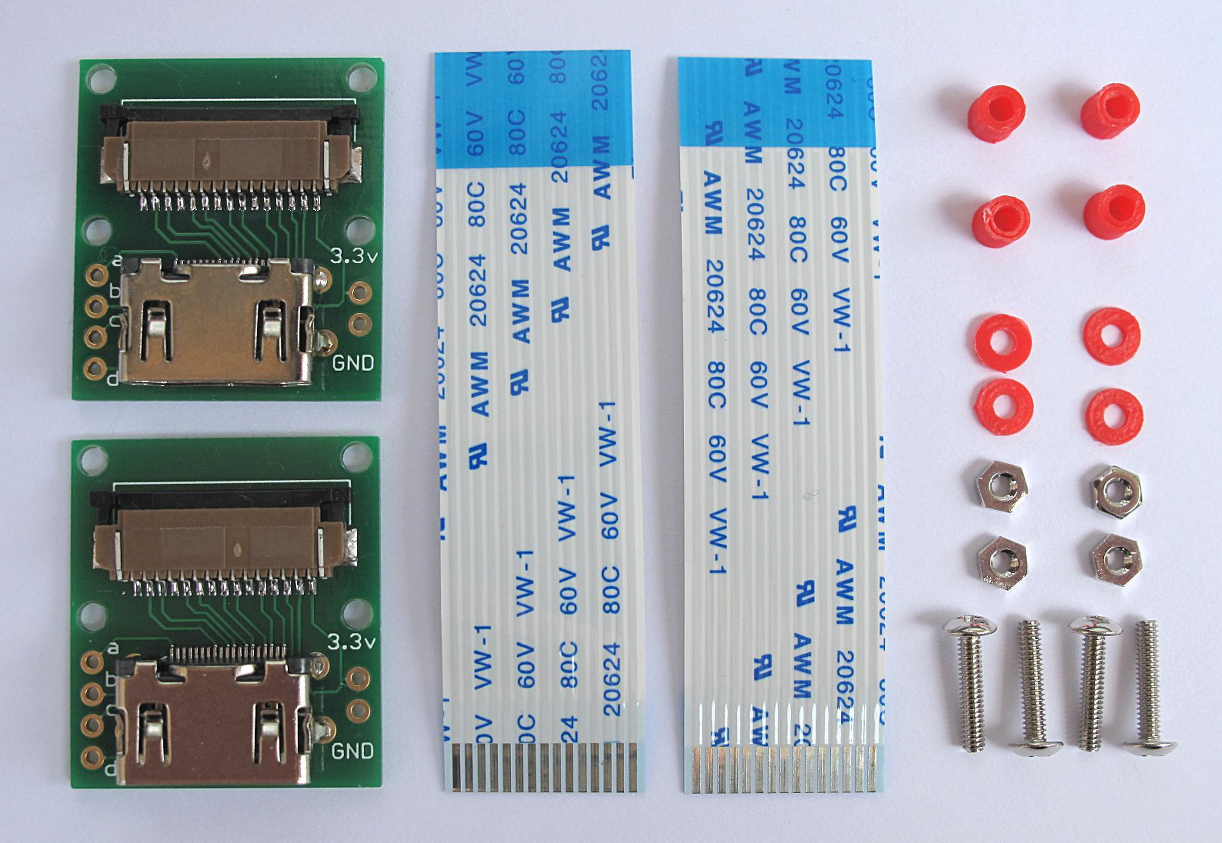 Pi Camera Hdmi Cable Extension From Petit Studio On Tindie Wiring Diagram Besides 30 Pin 3