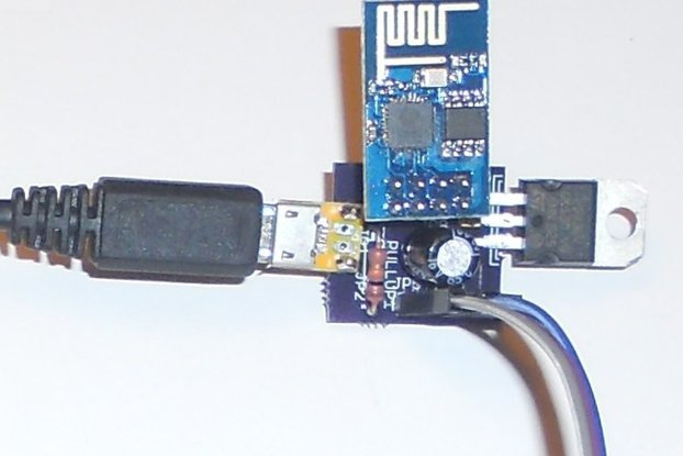 Home Security Door/Window Sensor