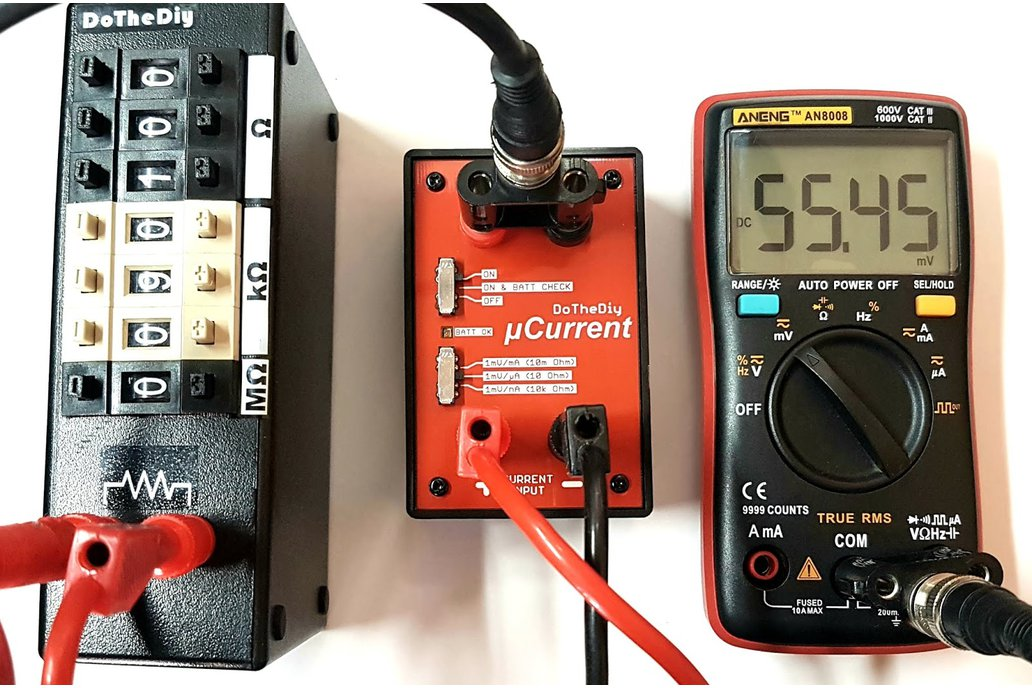 uCurrent - Precision Current Measurement 3