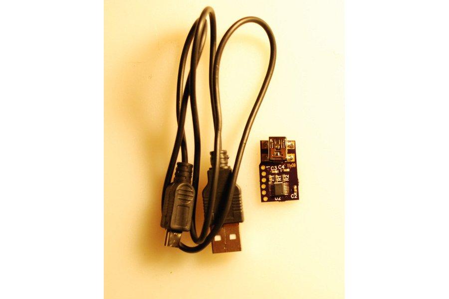 BeagleBone Black FTDI Friction-Fit