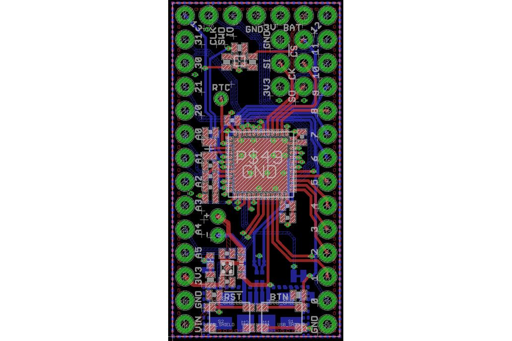 Butterfly STM32L433 Development Board 8