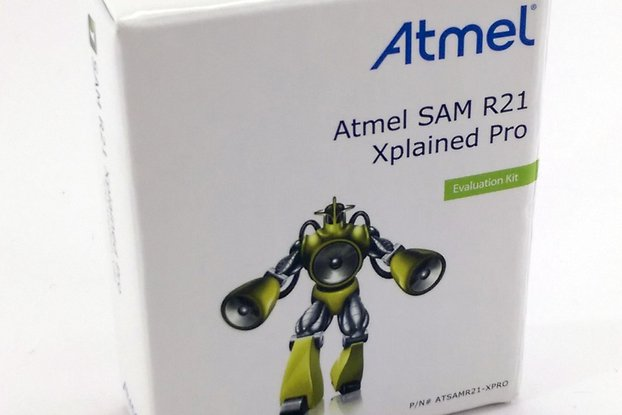 SAM R21 Xplained Pro Evaluation Kit