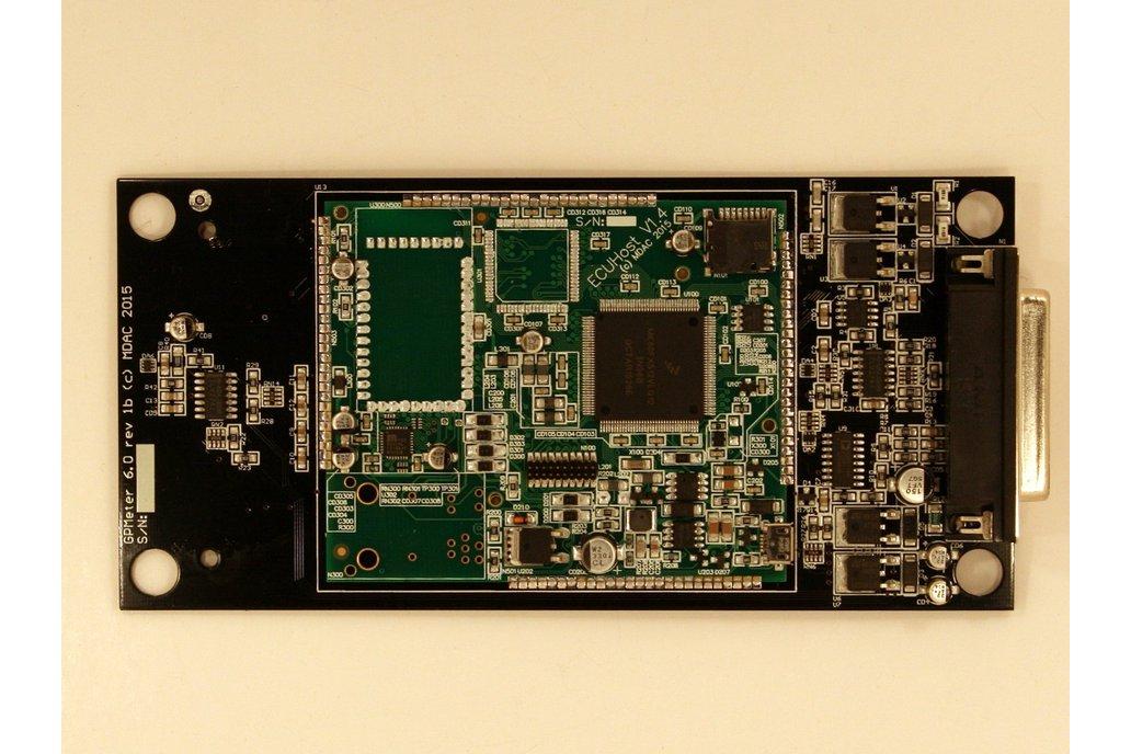 GP-meter 6.0 LSU4.2 Air Fuel Ratio Display Kit 3