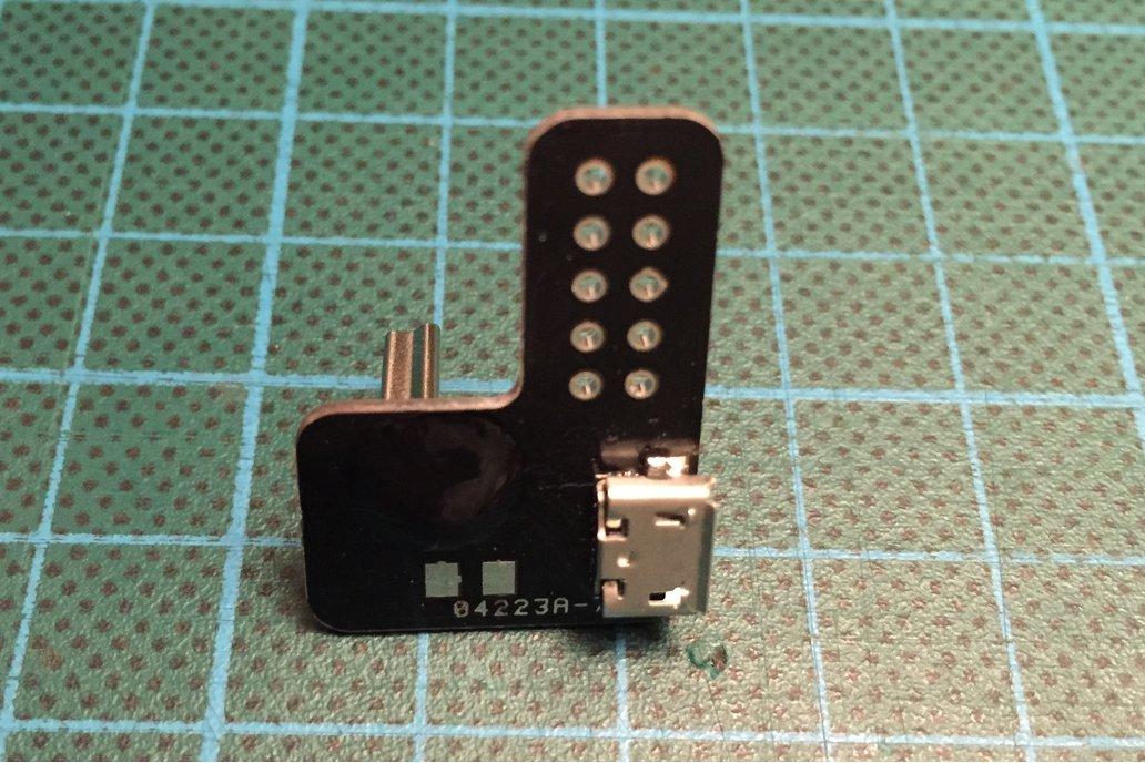 GoPro 10 pin USB breakout 2