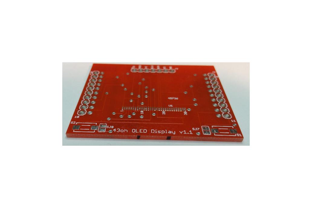 128*64 OLED Breakout Board 1