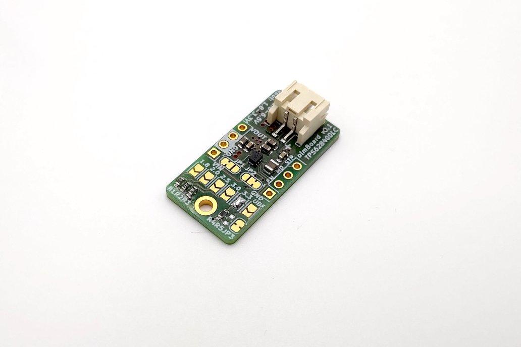 olmBoard - TPS62840 ULP Buck Converter 60nA Iq 1