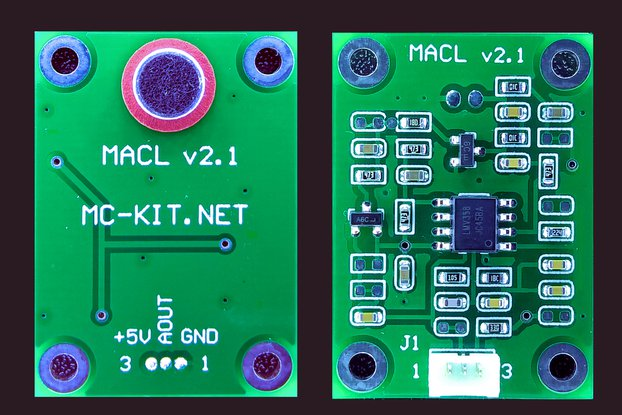 AGC Microphone Module - HomLiCon MACL