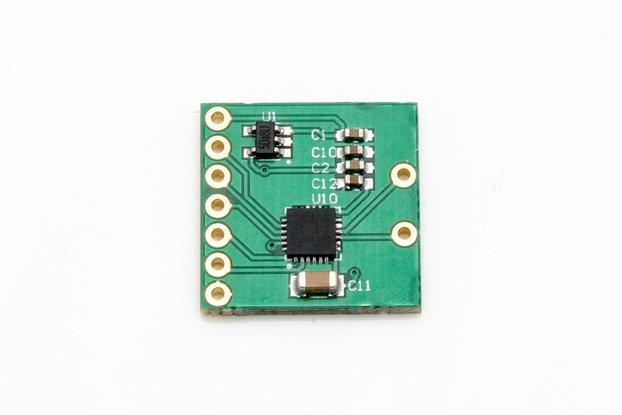 Mono BTL Class-D Audio Amplifier - TFA9879