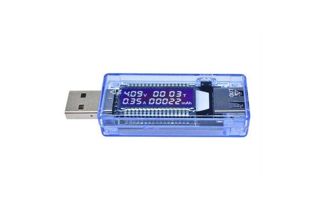 3.5-7V USB Tester Quick Charger Voltmeter