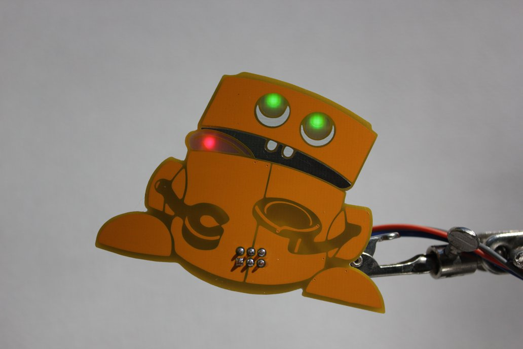 Robot Bank - SAO Badge Add On 1