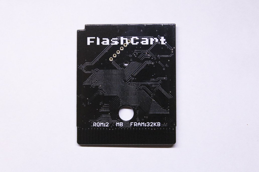 Flash Cartridge ( 2MB / 4MB ) for GameBoy 3