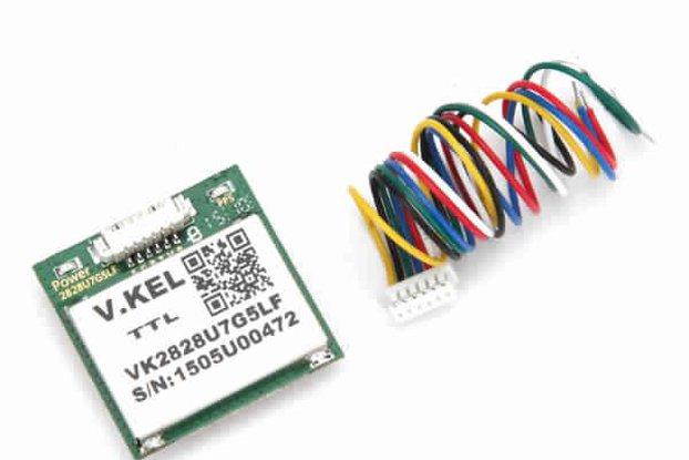Geekcreit® 1-5Hz VK2828U7G5LF TTL Ublox GPS Module