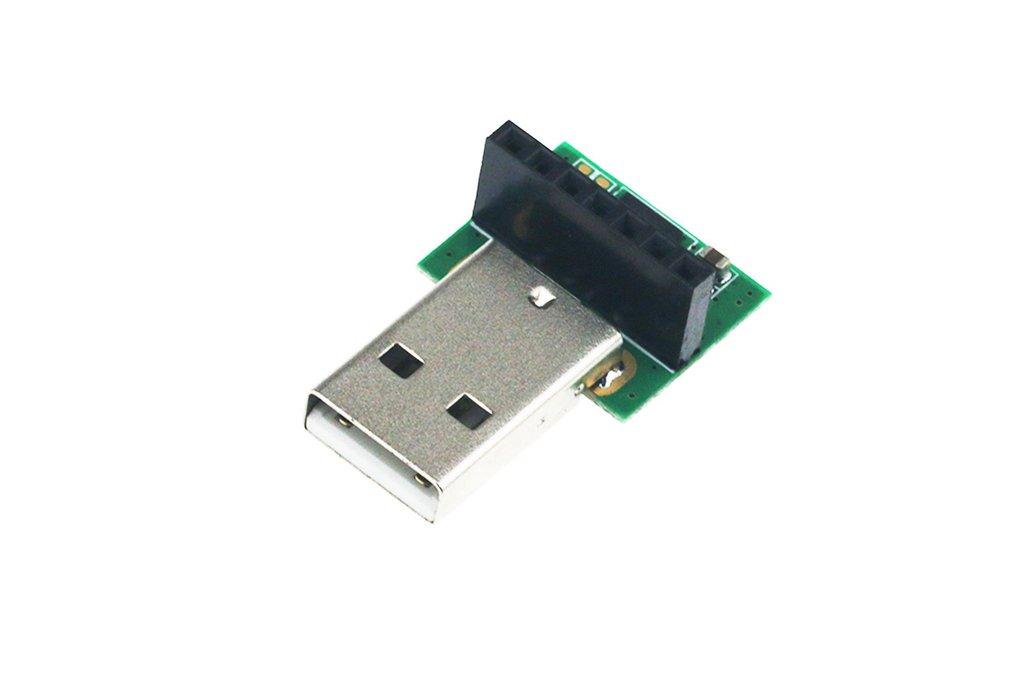USB to TTL converter board DAC02 1