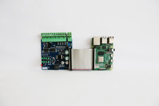 IO & ISOLATED RS485 SHIELD RASPBERRY PI