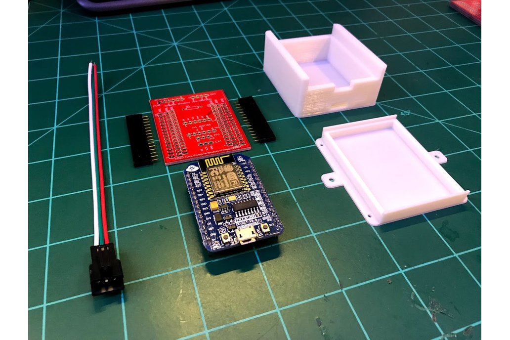 The Kube NodeMCU LED Strip Controller 1