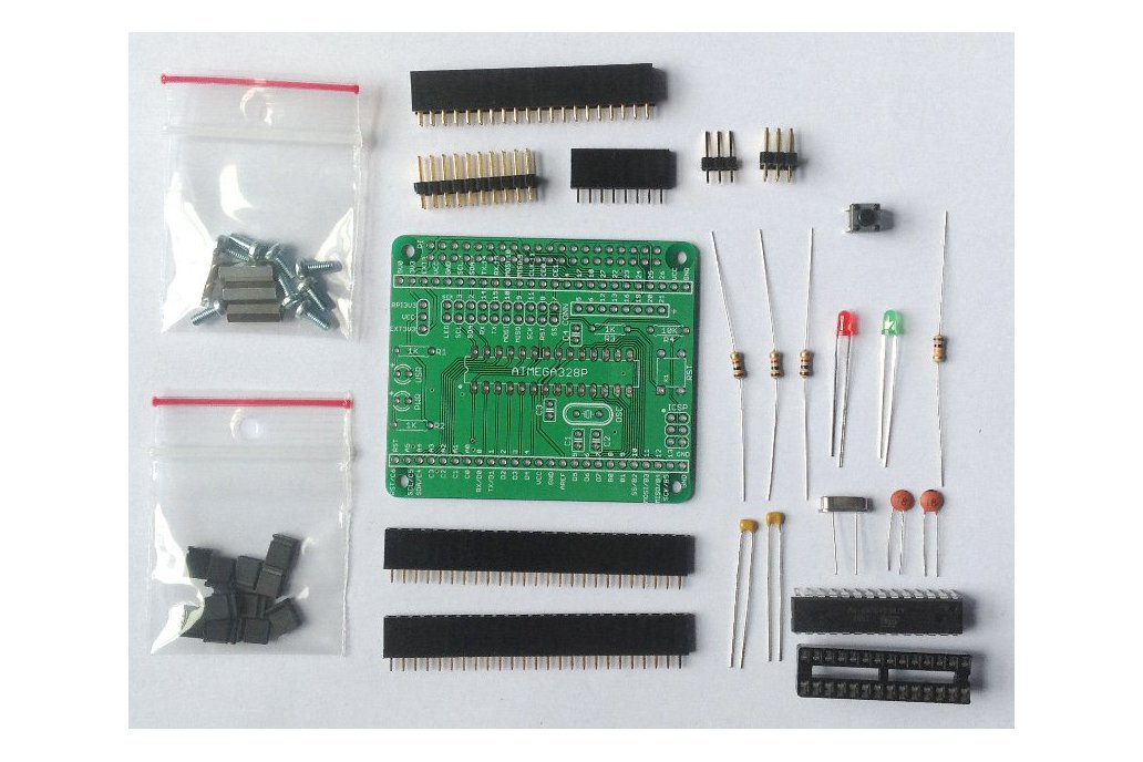 AVRPi-328 for Raspberry Pi A+/B+/Pi2 2
