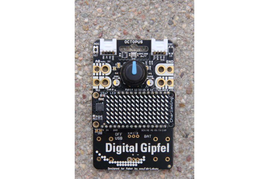 #IoT OCTOPUS - Badge for IoT Evaluation