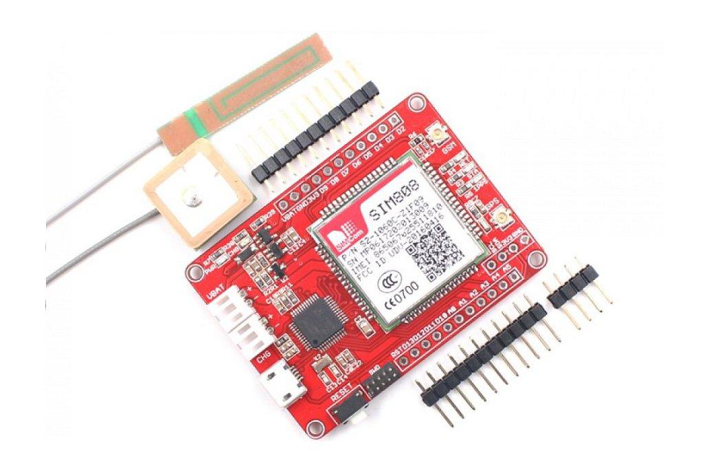 Maduino Zero SIM808 GPS Tracker 1