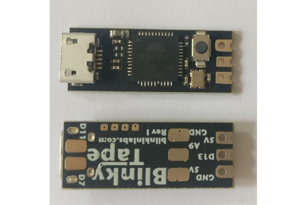 Blinkytape controller board 1