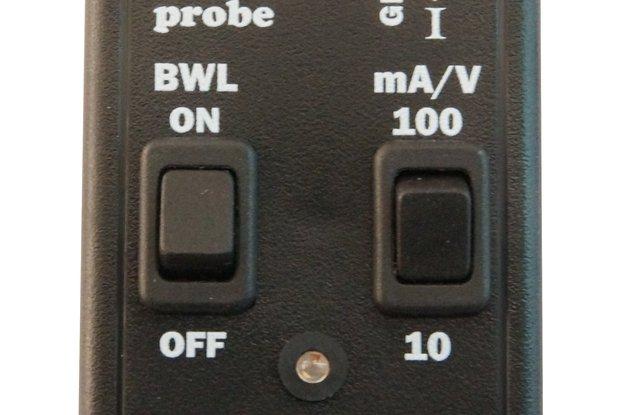 Accurate High Bandwidth Currente Probe  (1A)