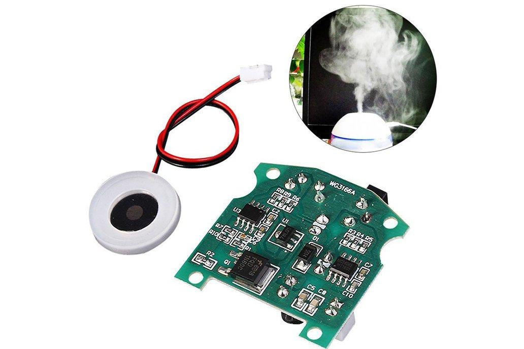 20mm 113KHz Ultrasonic Mist Maker Fogger(11434) 1