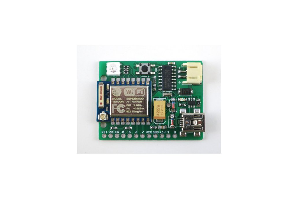 ESPToy WiFi dev. board (ESP8266 included) 1